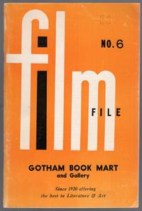 Gotham Book Mart & Gallery Film File No. 6