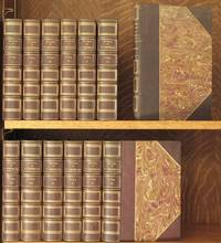 OUEVRES DE P. CORNEILLE (12 VOL SET - COMPLETE PLUS ALBUM) by  edited by Charles Marty-Laveaux Pierre Corneille - Hardcover - 1862 - 1868 - from Andre Strong Bookseller (SKU: 2790)