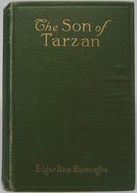 The Son of Tarzan by  Edgar Rice BURROUGHS - Hardcover - 1918 - from Main Street Fine Books & Manuscripts, ABAA (SKU: 46700)