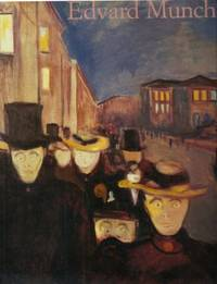 Edward Munch 1863-1944 - Des images de vie et de mort traduction française de Anne Lemonnier