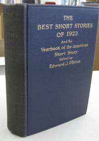 image of The Best Short Stories of 1923 and the Yearbook of the American Short Story