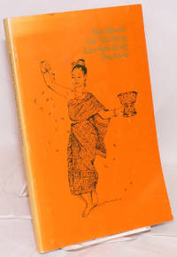 image of Handbook for teaching Lao-speaking students; first phase development (1980) second phase development (1989)