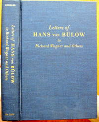 image of Letter of Hans Von Bulow to Richar Wagner and Others