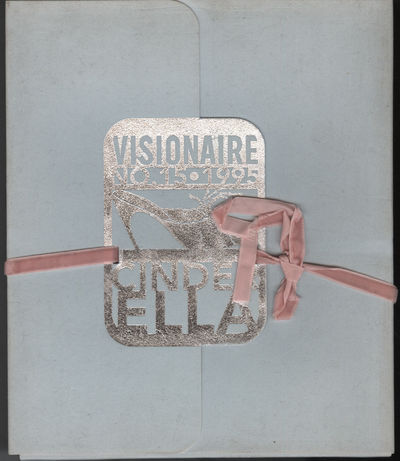 New York: Visionaire, 1995. First Edition. Softcover. Near Fine Condition. Ribbon closed box, 14 of ...