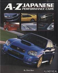 A-Z Japanese. Performance Cars