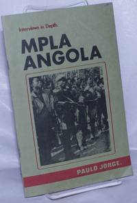 image of Interviews in depth; MPLA - Angola #4. Interview with Paulo Jorge - Director of MPLA's Department of Information and Propaganda (DIP)