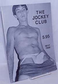image of The Jockey Club: vol. 1, #5, May, 1986: Sports issue
