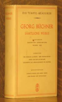 GEORG BUCHNER - SAMTLICHE WERKE