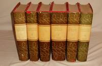 Historia de la Literatura Argentina  - Volumes one through six, complete.