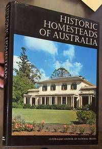 image of Historic Buildings of Australia: Volume One: Historic Homesteads of Australia