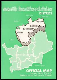 image of North Hertfordshire District Official Map