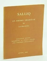 Salliq - An Eskimo Grammar