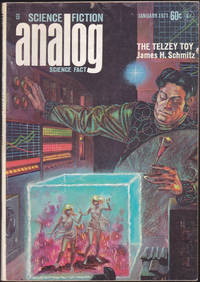 Analog Science Fiction / Science Fact, January 1971 (Volume 86, Number 5)
