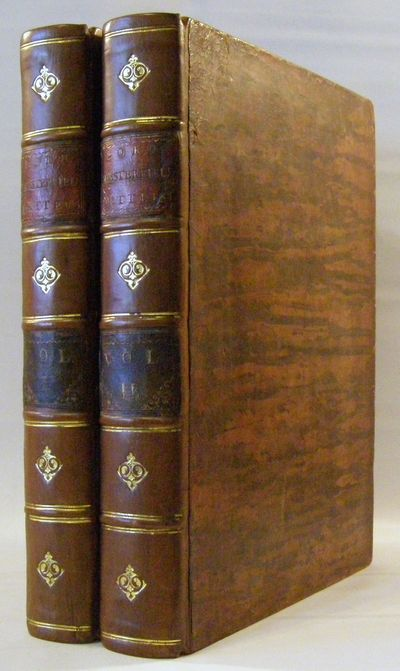 London: J. Dodsley, 1774. First edition. Very good. Hardcover. First edition. Two volumes. 4to. , vi...