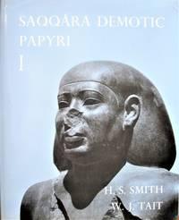 Saqqara Demotic Papyri, I