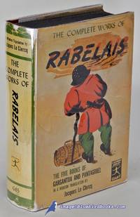 The Complete Works of Rabelais: The Five Books of Gargantua and Pantagruel  (Modern Library Giant #G65.1) by  François RABELAIS  - Hardcover  - [c.1952]  - from Bluebird Books (SKU: 84950)