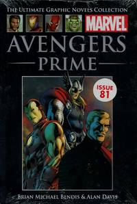 image of Avengers Prime (Marvel Ultimate Graphic Novels Collection)