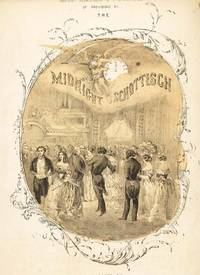 The Midnight Schottisch.  To Miss Amelia H. French of Providence, R. I.