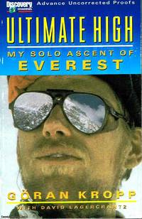 image of Ultimate High My Solo Ascent of Everest