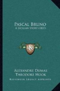 image of Pascal Bruno: A Sicilian Story (1837)