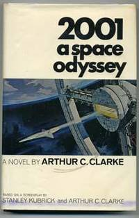 2001 a Space Odyssey by  Arthur C CLARKE - First Edition - 1968 - from abookshop and Biblio.co.uk