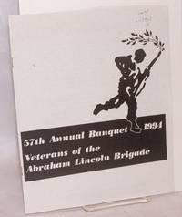 57th anniversary banquet; 1994