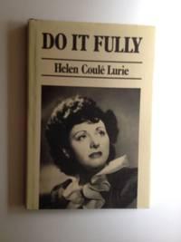 Do It Fully