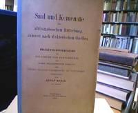 Saal und Kemenate der altfranzösischen Ritterburg, zumeist nach dichterischen Quellen.