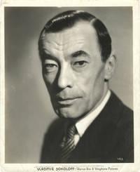 Original photograph of Vladimir Sokoloff, circa 1930s