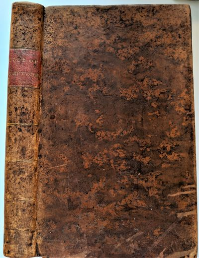 Hartford: Printed for Hudson and Co., and Cooke and Hale, 1818. 8vo. 220 x 135 mm., . viii, -424 pp....