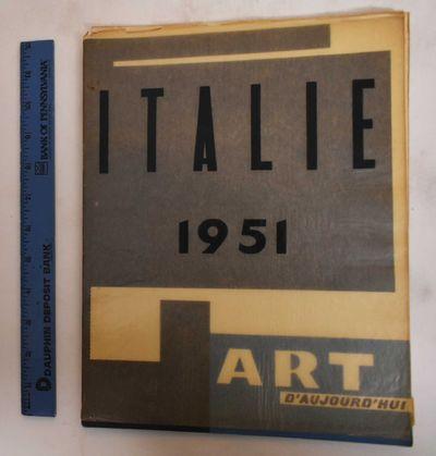 Paris: Art d'Aujourd'hui, 1952. Softcover. G+, wraps still in good shape. Pages inside were short tr...