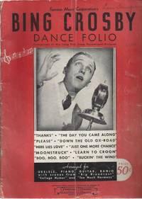 image of Bing Crosby : Dance Folio [Songbook]