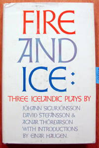 image of Fire and Ice. Three Icelandic Plays.