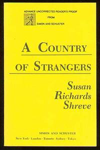 New York: Simon & Schuster, 1989. Softcover. Fine. First edition. Uncorrected Proof. Fine in wrapper...