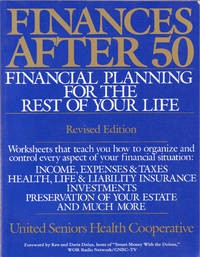 image of Finances after 50: Financial Planning for the Rest of Your Life