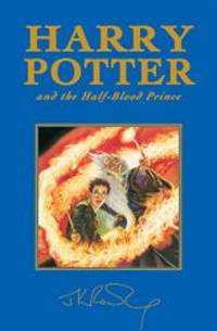 image of Harry Potter and the Half-Blood Prince.