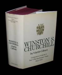 Winston S. Churchill, The Official Biography, Companion Volume V, Part 1, The Exchequer Years 1922 - 1929