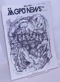 image of GPU News vol. 4, #7, May 1975: Social Man