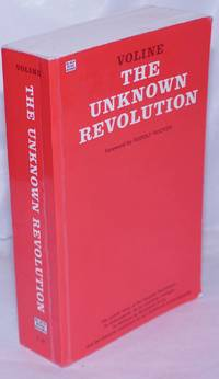 image of The Unknown Revolution. Foreword by Rudolf Rocker