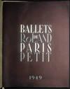 View Image 1 of 8 for 1949 Ballets De Paris De Roland Petit Guide & Programme Inventory #26970