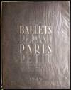 View Image 2 of 8 for 1949 Ballets De Paris De Roland Petit Guide & Programme Inventory #26970
