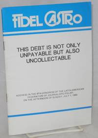 image of This debt is not only unpayable but also uncollectable