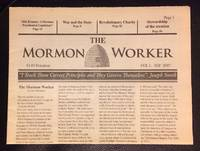 The Mormon Worker. Vol. 1 (Sept. 2007)