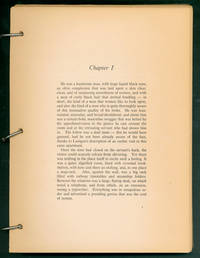 THE ASSASSINATION BUREAU, LTD