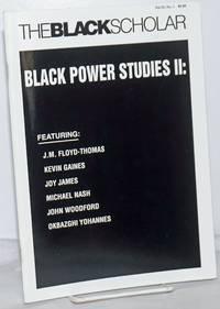 The Black Scholar: Volume 32, Number 1, Spring 2002: Black Power Studies II