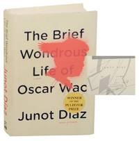 image of The Brief Wondrous Life of Oscar Wao (Signed)