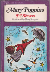 Mary Poppins (A Voyager Book, 71)