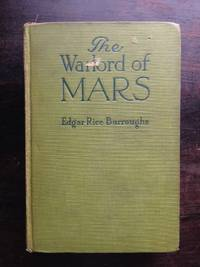 THE WARLORD OF MARS by Edgar Rice Burroughs - Hardcover - 1932 - from Astro Trader Books (SKU: 1000-1014)