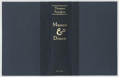 : Henry Holt, 1997. Hardcover. Near Fine. Unbound dark blue quarter cloth and light blue papercovere...