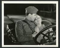 HELL'S ANGELS (Fine Original Vintage Publicity Photograph of Jean Harlow and Ben Lyon from the 1930 Pre-code War Film)